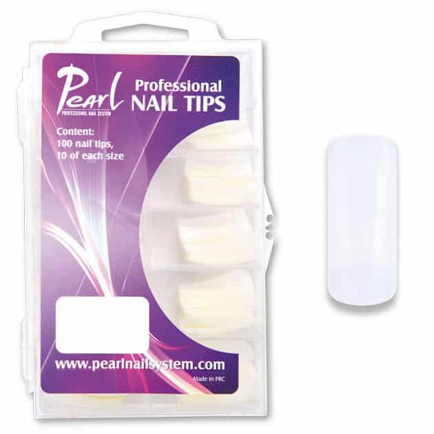 Pearl - Classic tip box - Natúr