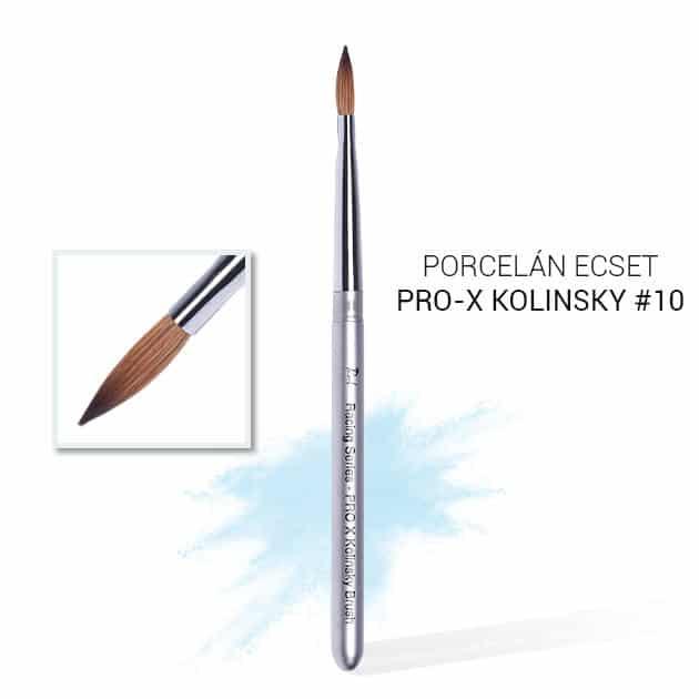 Pearl - PRO-X Kolinsky Prémium ecset #10