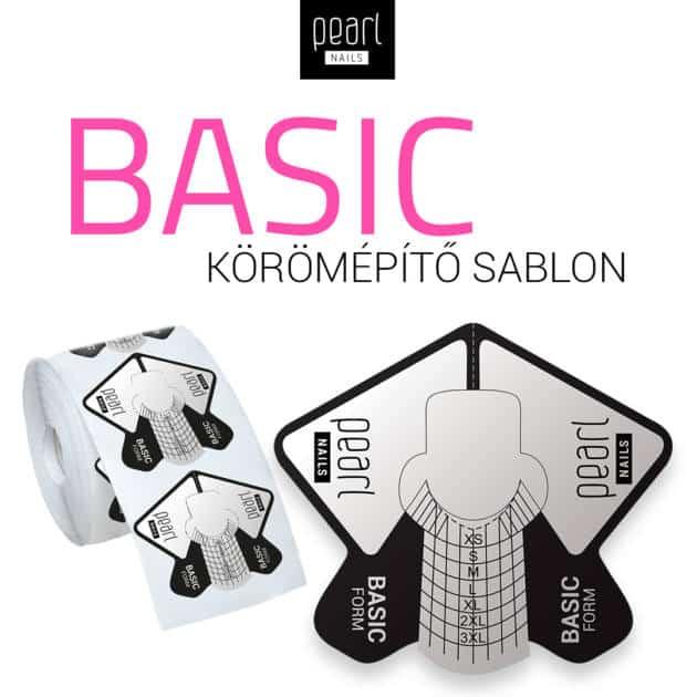 Pearl - Sablonok - Basic