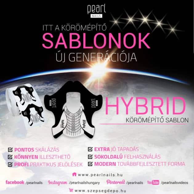 Pearl - Sablonok - hybrid
