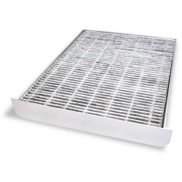 Pearl - Szűrőbetét asztalba építhető porelszívóhoz