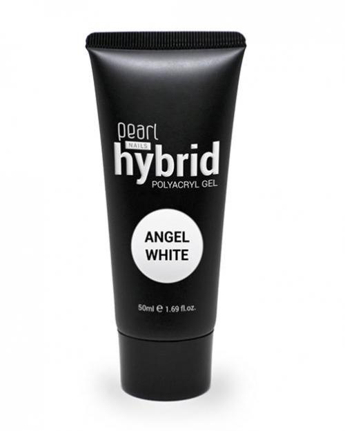 Pearl - hybrid PolyAcryl Gel - Angel White